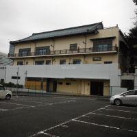 本覚寺斎場-外観